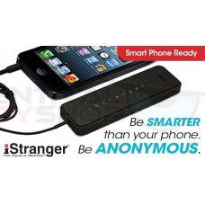 iStranger - Voice Changer Transformer for Cell Phones