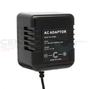 Zone Shield AC Adaptor HD Covert Camera