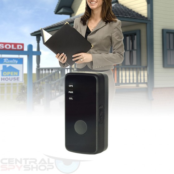 The Patrol - Realtime GPS Tracker w/ Clip , Activation and 1 Year of Service