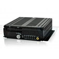 Car / Mobile - 4 channel 3G &WIFI SDHC MDVR