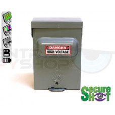 SecureShot Covert Camera Recorder Outdoor Electrical Box