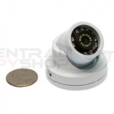 600TVL D/N Outdoor Compact Vandal Dome Camera, 3.4mm
