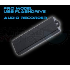 8gb Pro Model - Covert USB Audio Recorder with 25 Day Standby - Voice Activated