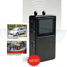WCH-350X From LawMate  RF AV Wireless Scanner And DVR  The Ultimate Counter Surveillance Device