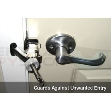 Portable Professional Door Stop - Guards agains unwanted Entry