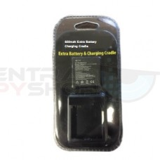 600mAh Extra Battery & free Charging Cradle for Mini Tracker