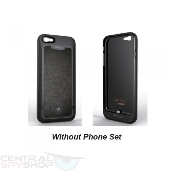 iPower Ultra HD 2000p Battery Case Hidden Camera for iPhone 6/6S