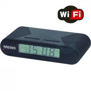 Lawmate - PV-FM20HDWI / DVR259WF 1080p Spy Clock Camera with Wi-Fi