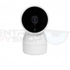 DropCam HD  720P Wireless Video Monitoring PTZ Camera with Free 24-Hour Cloud Continuous Recording (White)