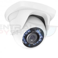 "HDTVI 1.3 MegaPixel 720P 1/3"" Sensor 2.8mm wide Angle Lens 24IR 65ft Dome Camera"