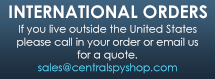 International Central Spy Shop Customers