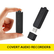 Covert Audio Recorders
