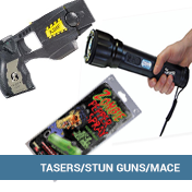 Taser/Stun Gun/Mace