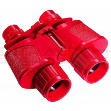 super 40 red binoculars