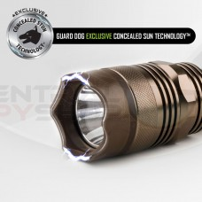 Guard Dog Special Ops 380 Lumen Tactical Flashlight + 8000 K