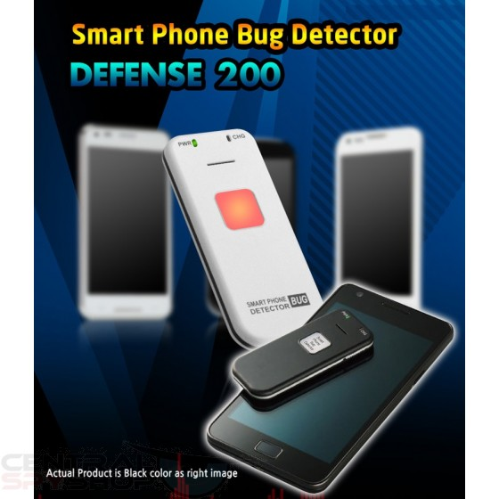 Smart Phone Bug Detector Defense 200