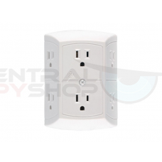 WiFi Power Plug Adapter Hidden Covert Camera