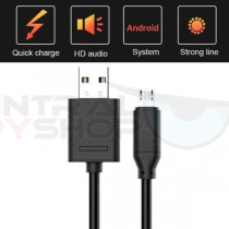 Android - Audio Recorder in Charging Cable