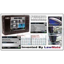 PV-500 EVO2 Touch Screen Portable DVR