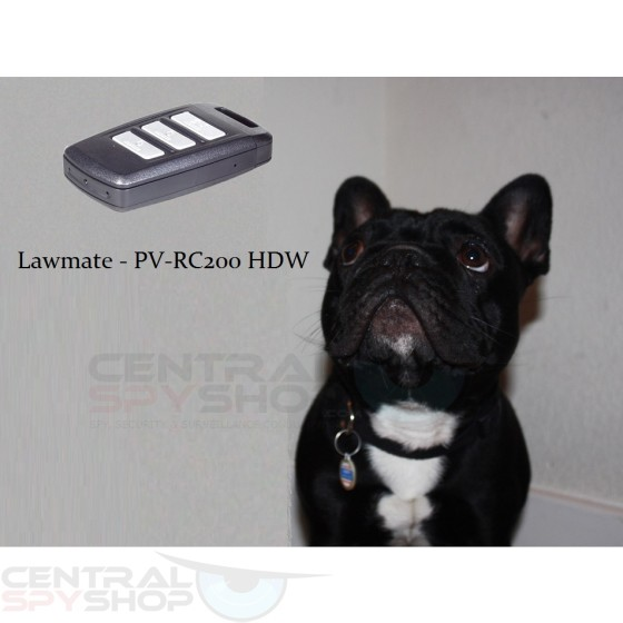 Lawmate - PV-RC200HDW 1080p Wi-Fi Keychain Spy Camera