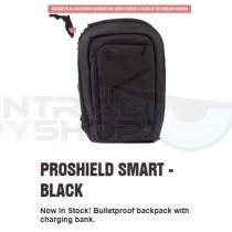 Guard Dog Proshield Smart - Bulletproof Backpack (NIJ IIIA) Black