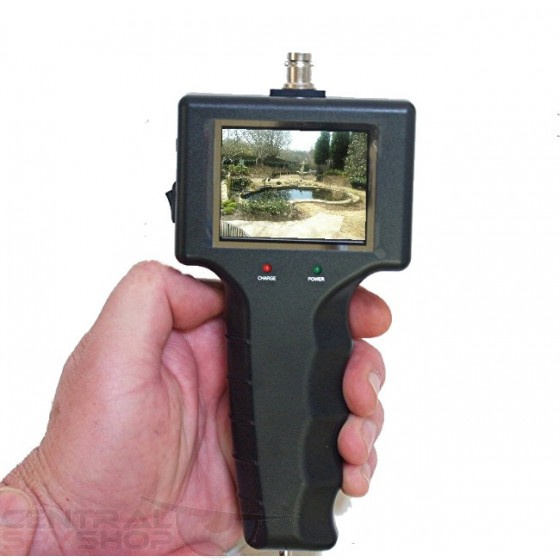 "2.5"" TFT LCD hand held Set Up monitor"