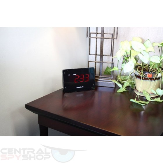 SG Home Cloud CVR Night Vision Clock Radio Wi-Fi