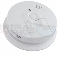 Dual Camera Hardwired Smoke Detector 1080p Wifi Spy Camera