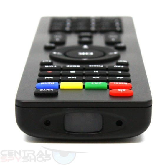 LawMate TV Remote Spy Camera - DVR271 / PV-RC10FHD