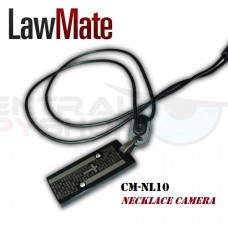 LawMate - CM-NL10 Covert Video Necklace Camera