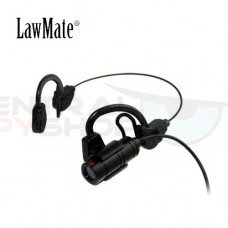 Lawmate - ER-18 Police Security 550 Res Bullet Headset Worn Camera