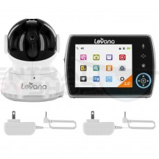 Pan/Tilt/Zoom Digital Baby Video Monitor