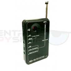 Lawmate - RD-10 Hidden Camera Detector - Advanced Portable RF Detector