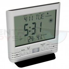 Lawmate - Clock Thermometer Office and Home HD Camera PV-TM10FHD