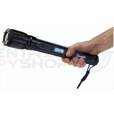 ZAP Enforcer 2 Million Volt Stun Gun Flashlight - Most Powerful Legally Allowed
