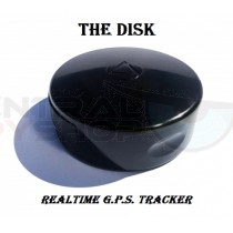 The DISK - Real-Time 3G GPS Tracker w/ Magnet