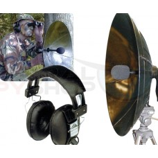 Detect Ear Parabolic Microphone System