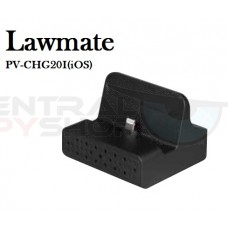 Lawmate - PV-CHG20I (iOS) - Charging Dock Spy Camera for i-Phone DVR264WF