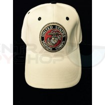 Marines - White Deluxe Hat