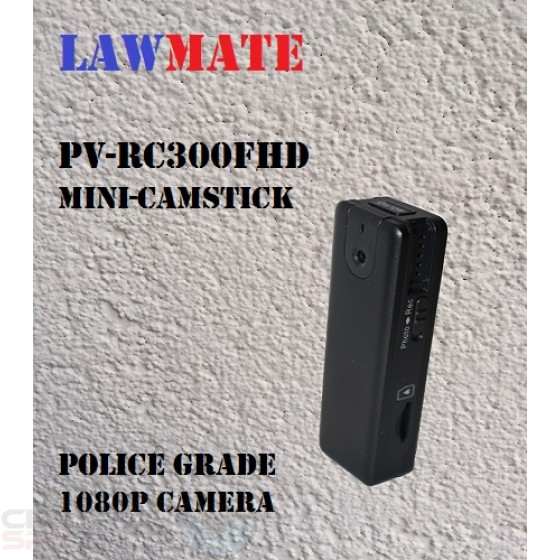 Lawmate - PV-RC300FHD Mini Camstick 1080p