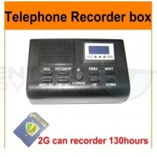 Landline Telephone Recorder BOX for automatic recording