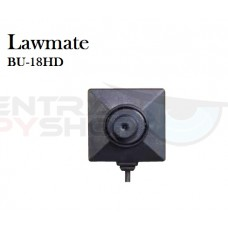 Lawmate - BU-18HD Upgrade Pinhole Camera - 1080p
