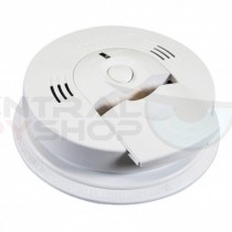 Smoke Detector Covert Wifi Spy Nanny Hidden Camera Side View 1280P P2P