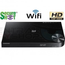SecureShot HD-Live View-High Definition Blu-Ray DVD Player DVR with WiFi Live Viewing from PC, Iphone or android