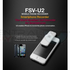 FSV-U2 Smart Phone Audio Recorder - FORUS