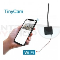 WiFi Camera Module Hidden HD 1080P TinyCam DIY