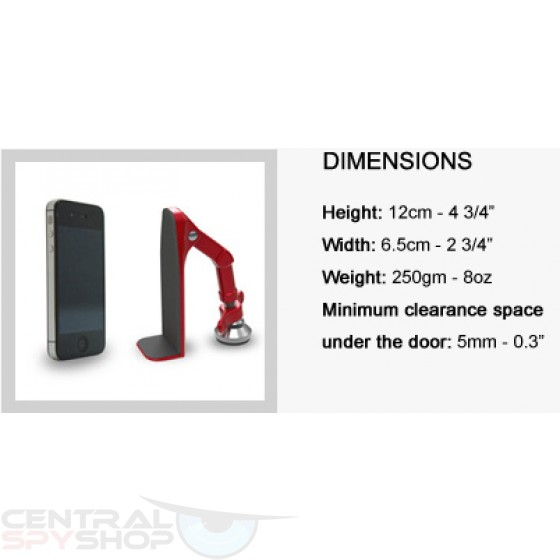 DoorJammer - 100% Secure Portable Device