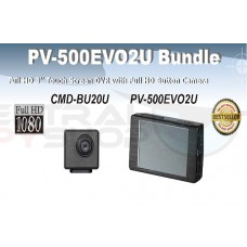 Lawmate - PV-500EVO2U BUNDLE KIT comes with Low light Camera and DVR