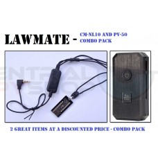 Lawmate - CM-NL10 and PV-50 Pocket DVR Combo Pack