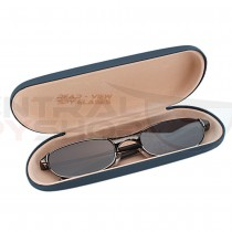Mini Rear View Sunglasses Anti-Track UV Protection Reflex Behind Mirror Black